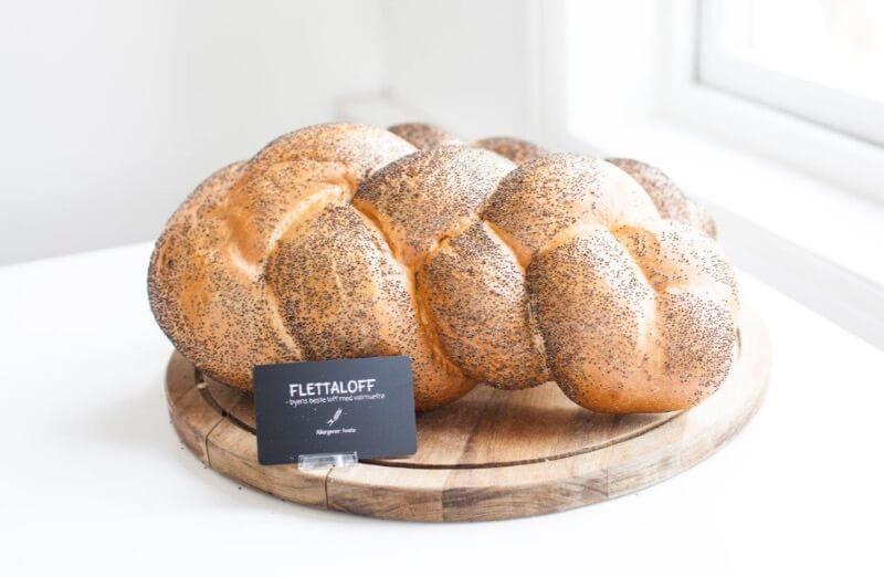 Rosenborg bakeri - Flettaloff