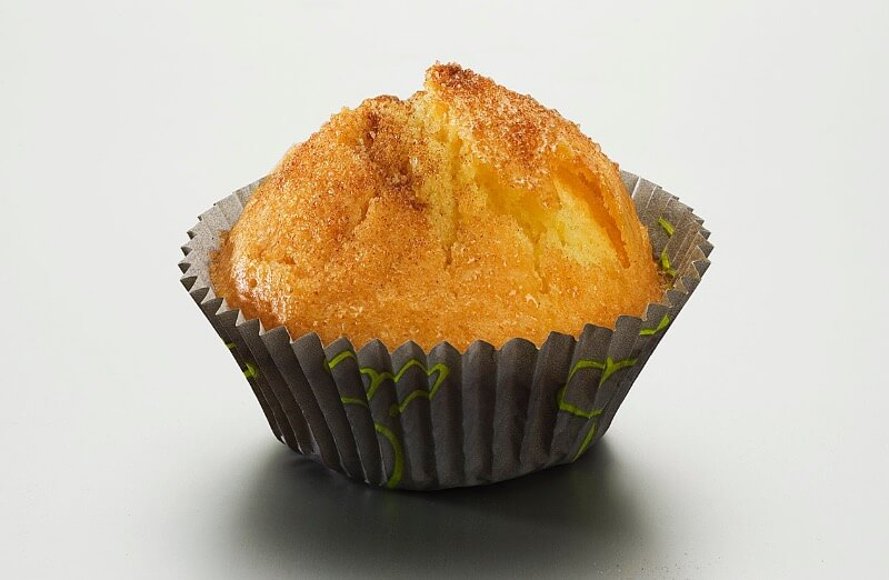 Rosenborg bakeri - Lyse muffins