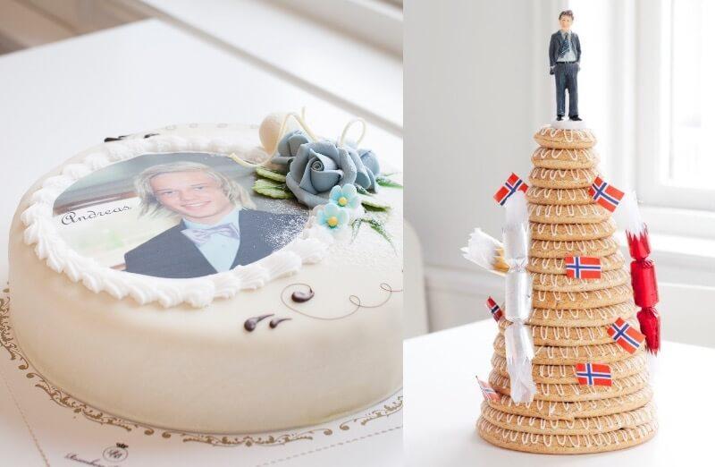 Rosenborg bakeri - Konfirmasjonspakke