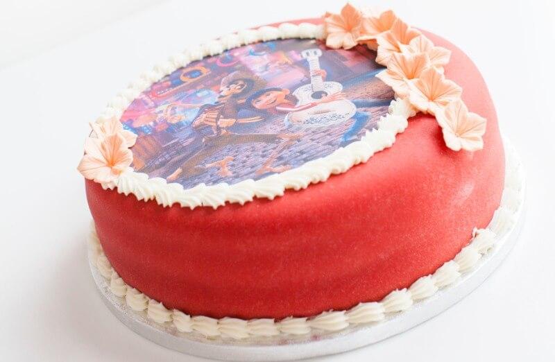 Rosenborg bakeri - COCO kake