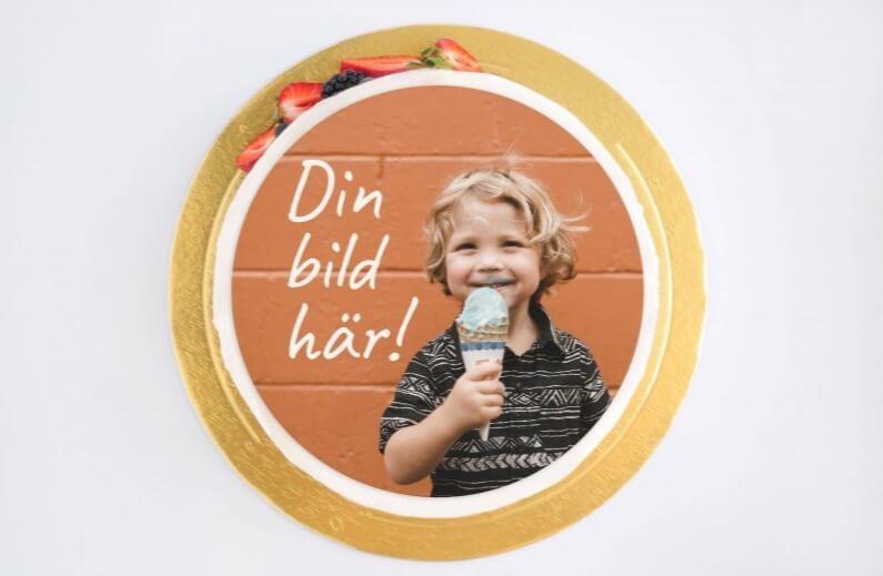 Ullas Kondis - Bildtårta