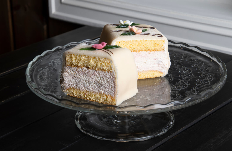 Ødegaarden Bakeri - Marsipankake