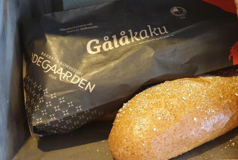 Ødegaarden Bakeri - Gålåkaku