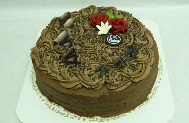 O.C. Roxman - Sjokoladekake