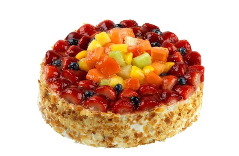 Hjemmebakeriet - Luksus fruktkake