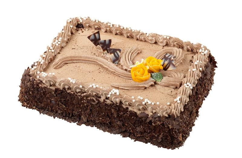 Nærbakst - Festsjokoladekake