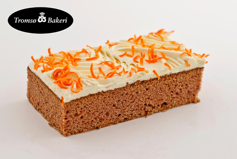Tromsø Bakeri - Gulrotstang