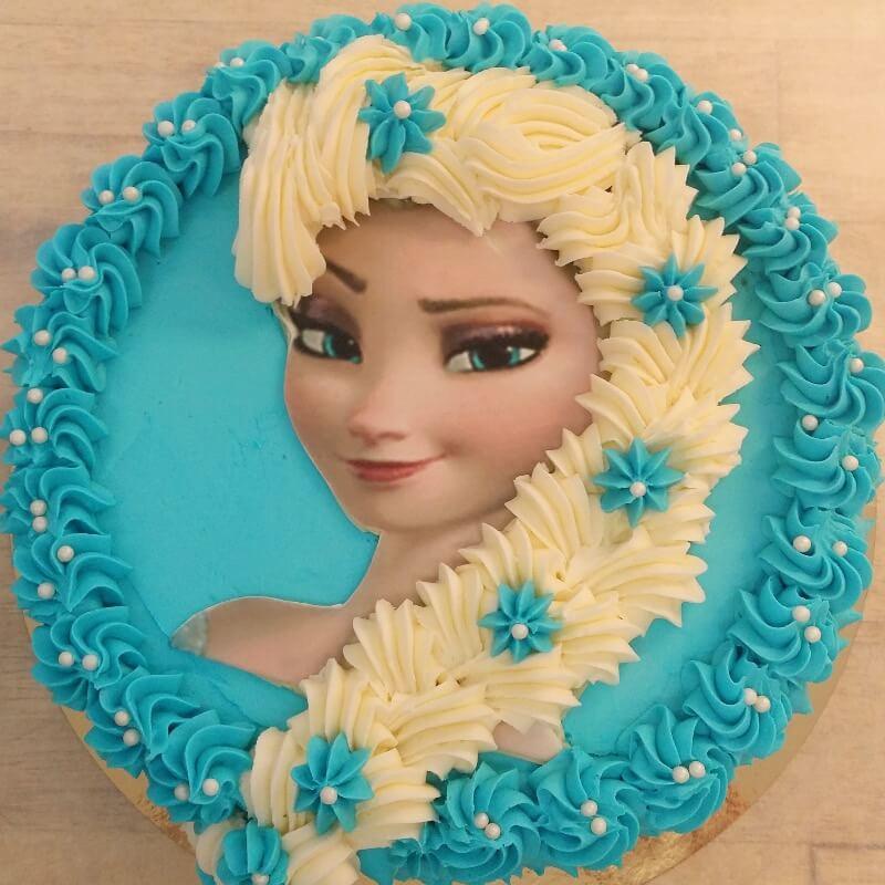 Tromsø Bakeri - Elsa kake