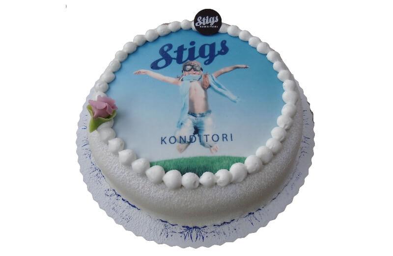 Stigs Konditori - Prinsesstårta