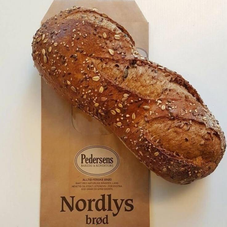 Pedersens Bakeri - Nordlysbrød