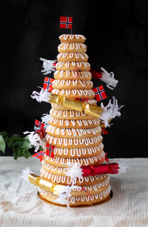 Pedersens Bakeri - Kransekake