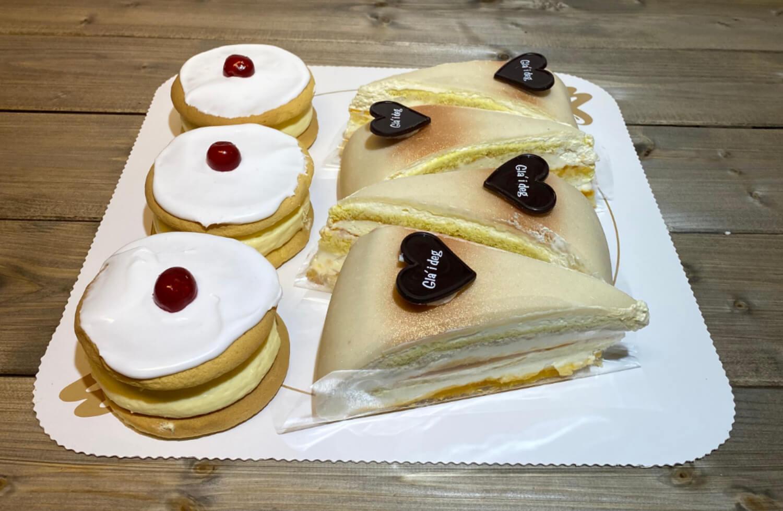 Westre bakeri - Glutenfrie kakestykker
