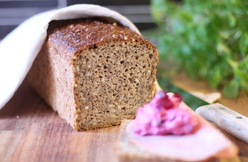 Baker Brun - Grov bygg