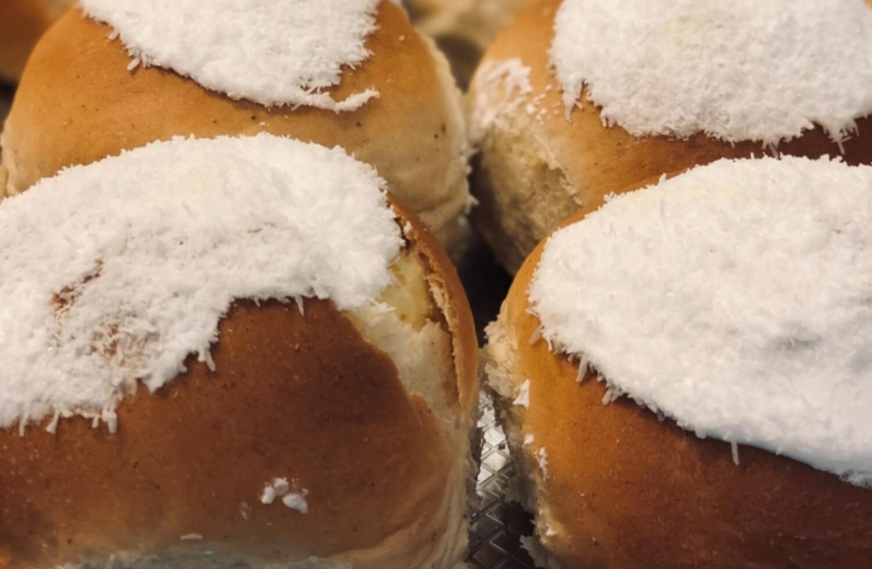 Bergshaven Bakeri og Konditori - Fylt bolle