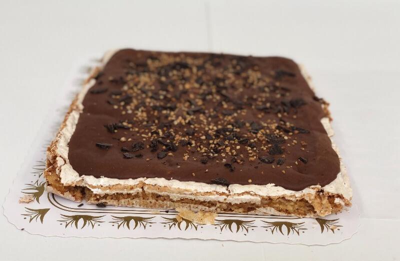 Bergshaven Bakeri og Konditori - Snickerskake