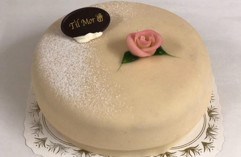 Bergshaven Bakeri og Konditori - Morsdagskake