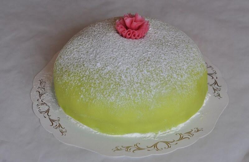 Bagare Brage - Prinsesstårta