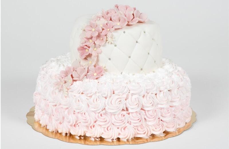 Cederleüfs & Svenheimers - Bröllopstårta American Cake