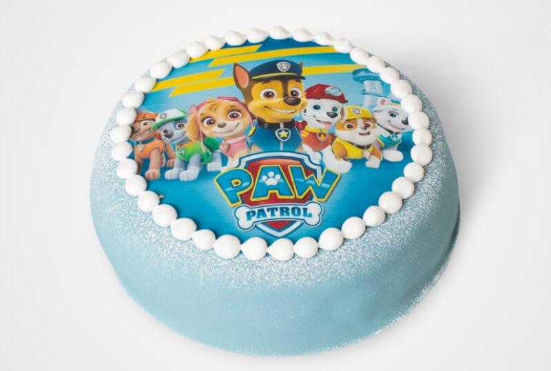 Cederleüfs & Svenheimers - Paw Patrol-tårta