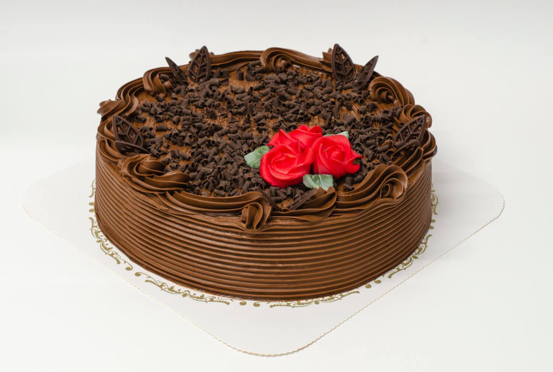 Brisk Bakeri - Sjokoladekake