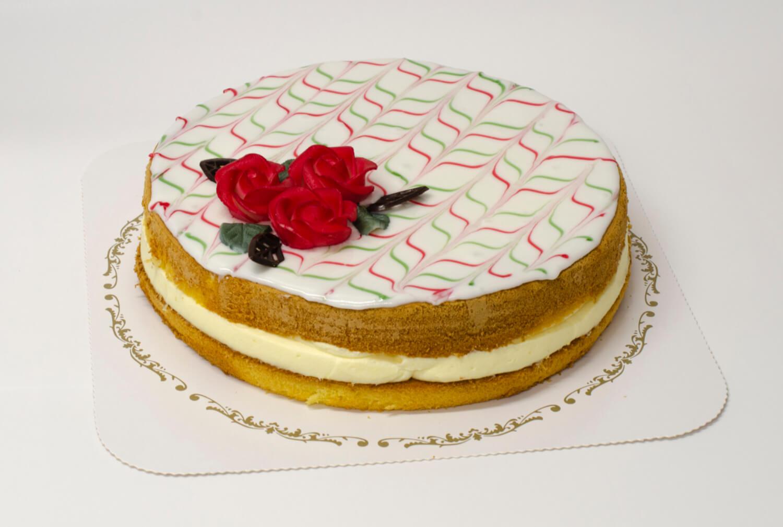 Brisk Bakeri - Glutenfri romkake