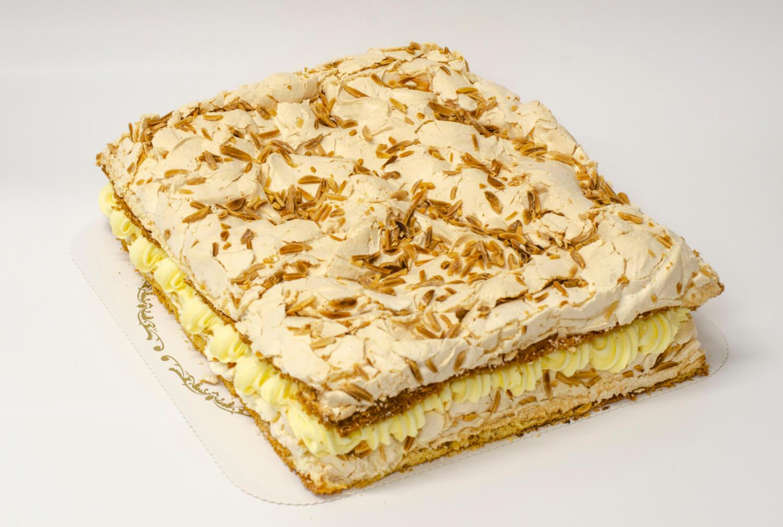 Brisk Bakeri - Glutenfri kvæfjordkake
