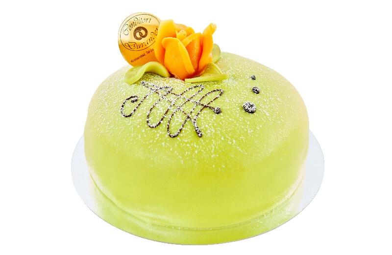Conditori Duvander - Glutenfri prinsesstårta