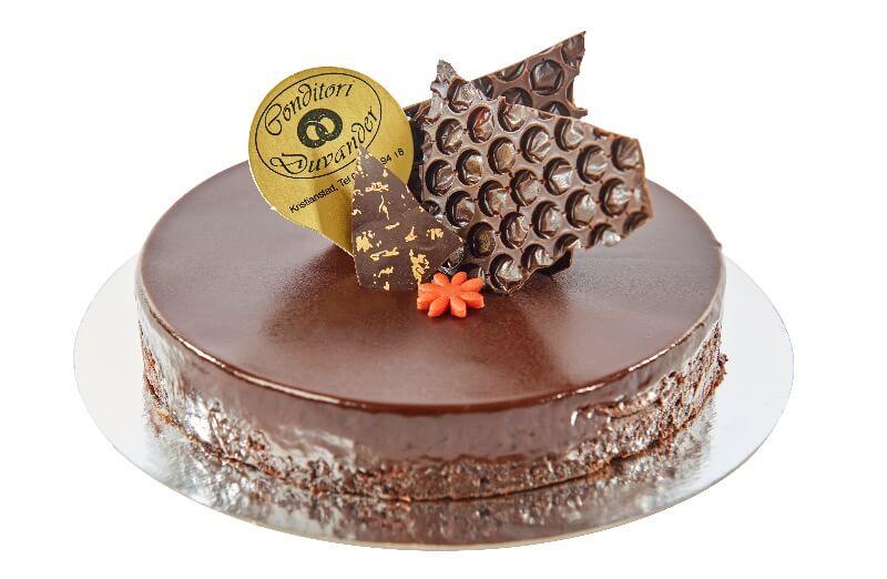 Conditori Duvander - Duvanders Chokladtårta