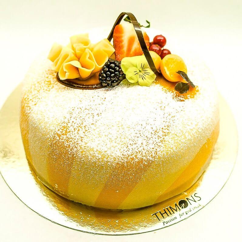 Thimons - Haga appelsintårta