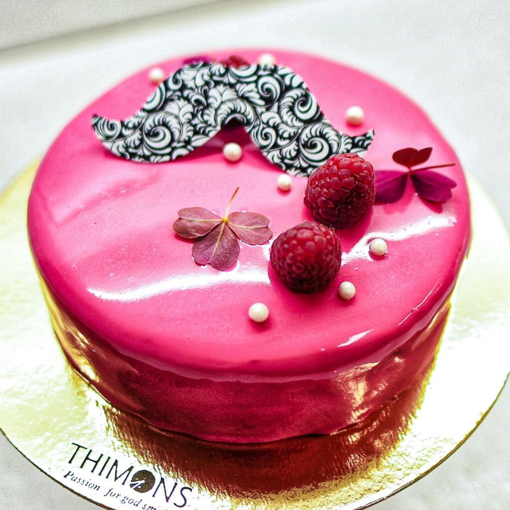 Thimons - Pink raspberry