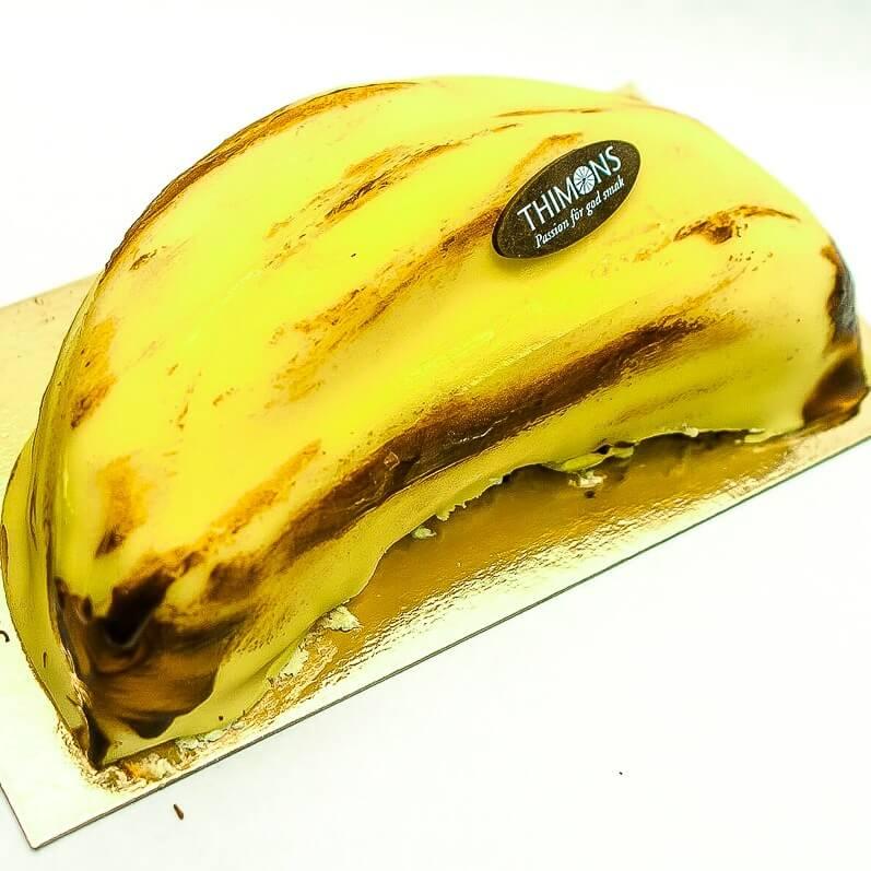 Thimons - Bananlängd