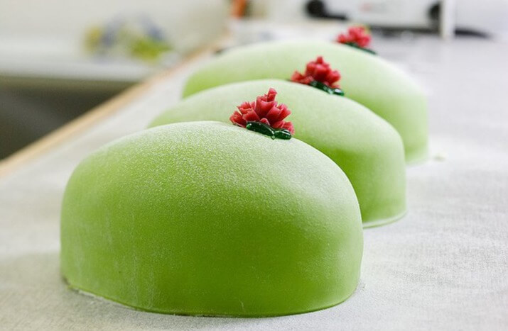 Wedemarks konditori och bageri - Prinsesstårta