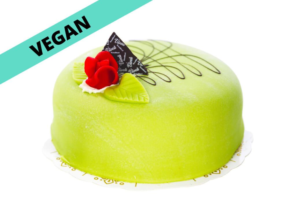 Vivels - Vegansk prinsesstårta