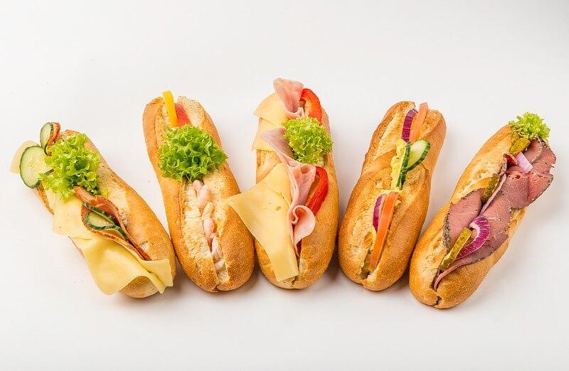 Bakeriet Mo i Rana - Påsmurt baguett
