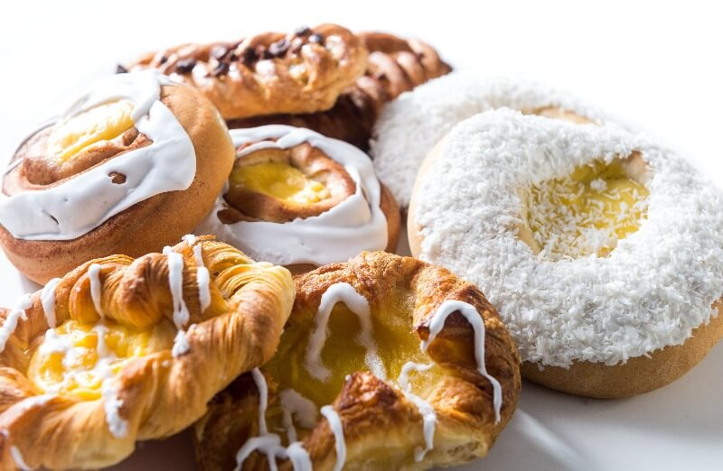 Bakeriet Mo i Rana - Småbakst