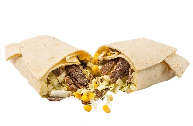 Bakeriet Mo i Rana - Wraps