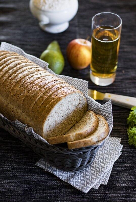 Bakeriet Mo i Rana - Skåret brød