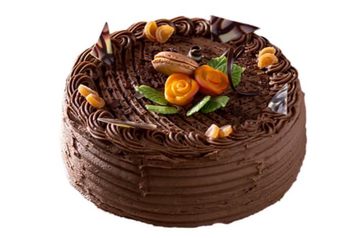 Bakeriet Mo i Rana - Sjokoladekake