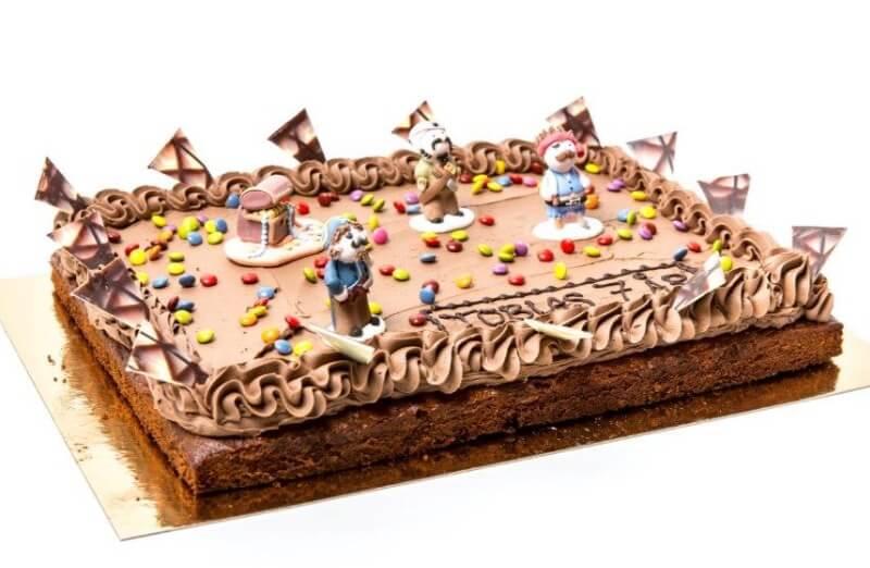 Valaker Bakeri - Sjokoladekake