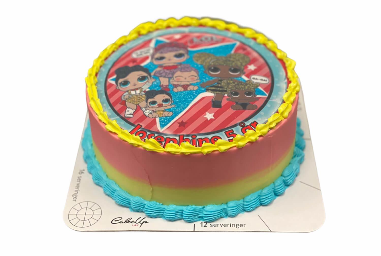 Cake Up - Temakake liten