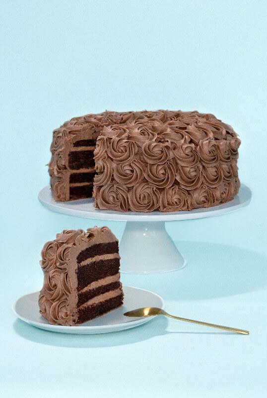 Fru Thune Baker - Sjokoladedrøm