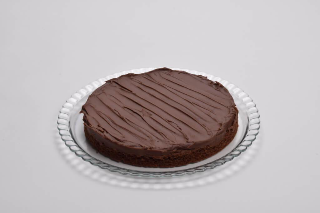 Baker Kristiansen - Vegansk sjokoladekake