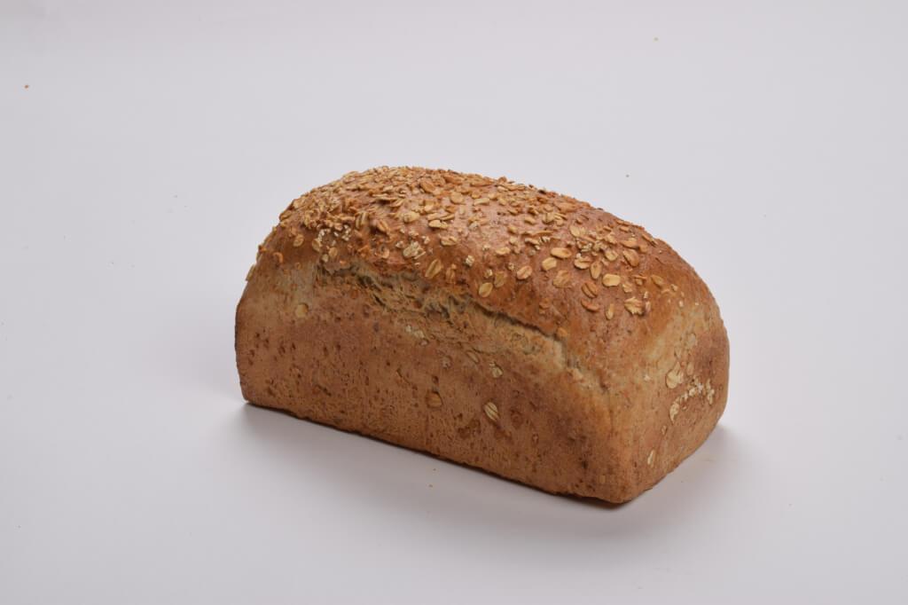 Baker Kristiansen - Bygg og havre brød