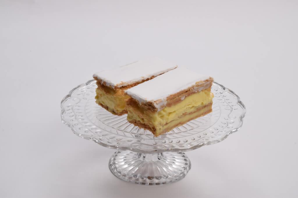 Baker Kristiansen - Napoleonskakestykke