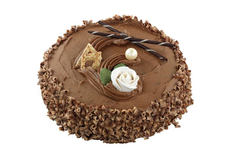 Jærbakeren Arne Johannesen Bakeri - Sjokoladekake