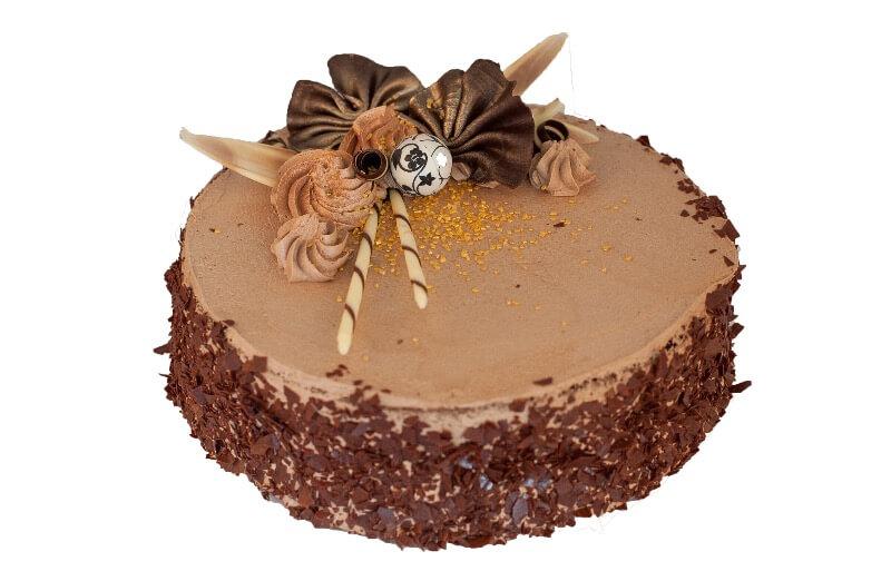 Aasmundsen bakeri - Sjokoladekake