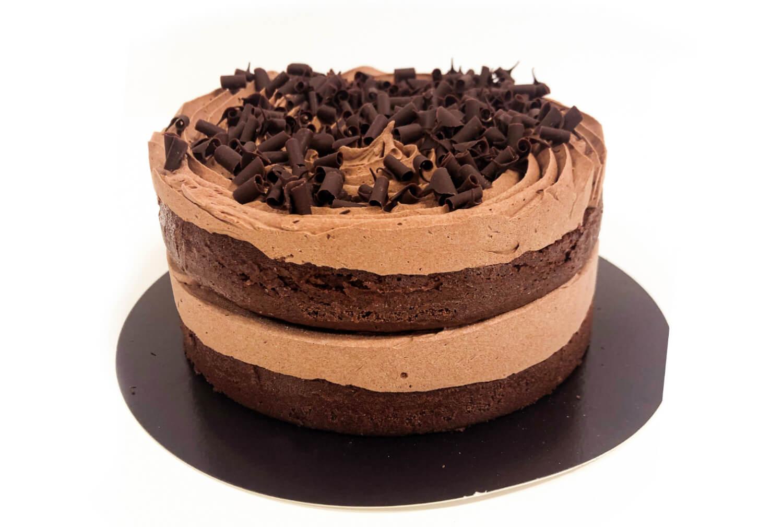 Baker Nordby - Liten sjokoladekake
