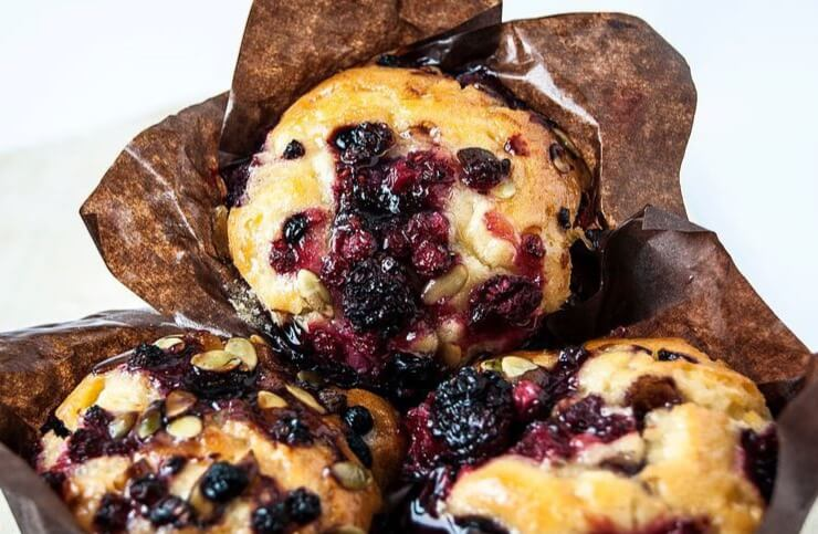 Baker Nordby - Muffins