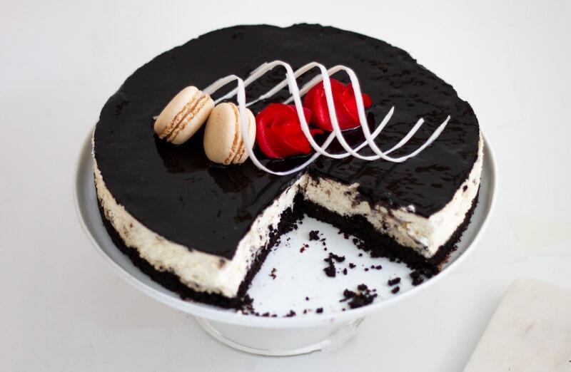 Baker Nordby - Oreo sjokoladekake