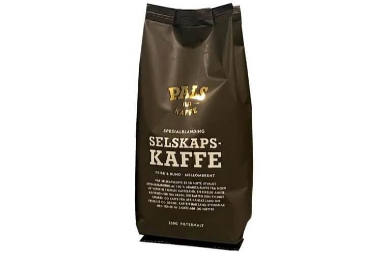 Baker Nordby - Filterkaffe 250g